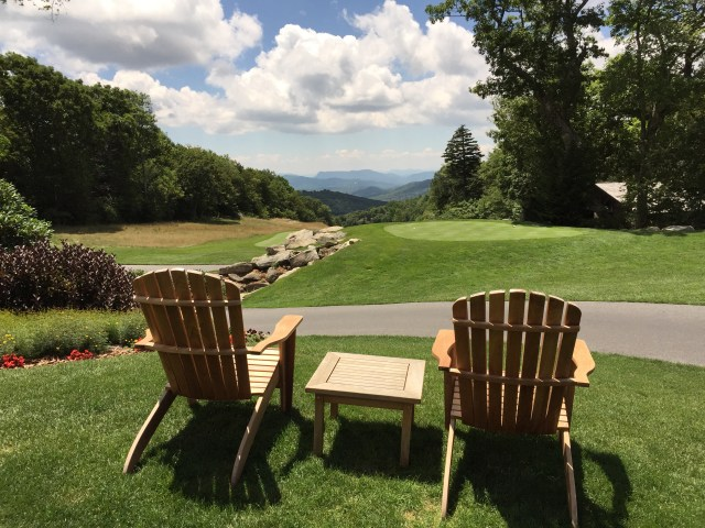 Linville Ridge Country Club, North Carolina