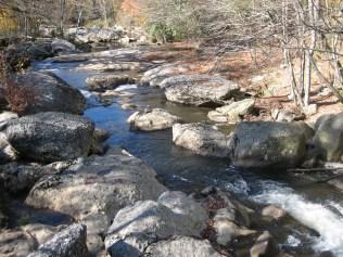Linville Stream