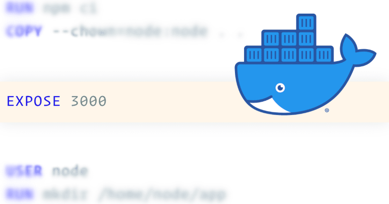Exposing a Port in Docker, What Does It Do?