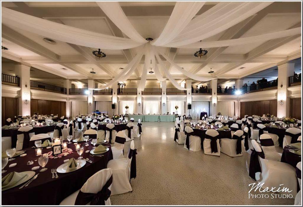 Dayton Masonic Center Wedding Photography Kristin Tyler