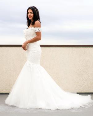 lace, tulle, crepe, plus size, Maxims wedding, gown, dress, wedding, A line, Mermaid, Boho, Princess