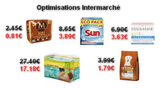 Intermarché  : Promotions et optimisations (Du 16 Août au 27 Août 2017)