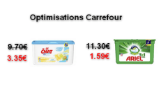 Carrefour : Promotions et optimisations (Du 19 septembre 2017 au 25 Septembre 2017)