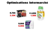Intermarché : Promotions et optimisations (Du 18 Septembre 2018 au 23 Septembre 2018)