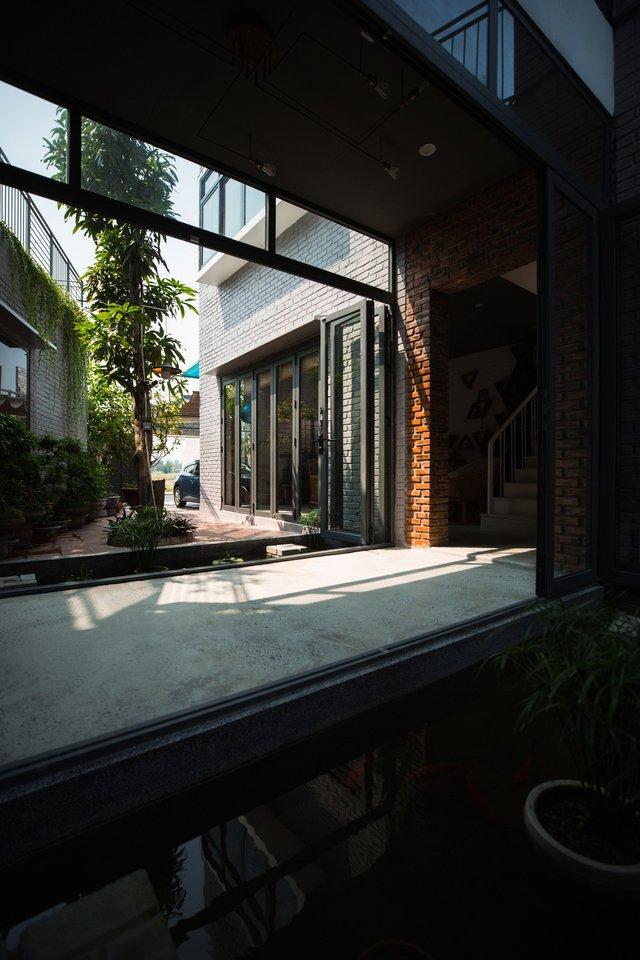 У В'єтнамі створили ідеальний дім, де кожен з сім'ї живе окремо - фото 360482