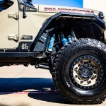 Image of Overland MAX'D Stage 2 2020 Jeep Gladiator Rubicon.