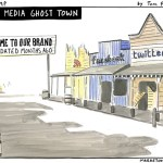 Marketing And The Social Media Ghost Town