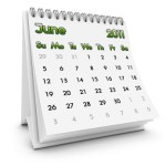 Looking Ahead – Marketing Calendar June 2011