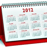Looking Ahead – Marketing Calendar For 2012