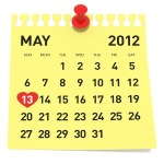 Looking Ahead – Marketing Calendar May 2012