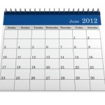 Looking Ahead – Marketing Calendar June 2012