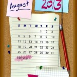 Looking Ahead – Marketing Calendar August 2013