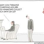 Some Christmas 2014 Marketing Cartoons…