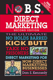 No BS Direct Marketing - Book Review