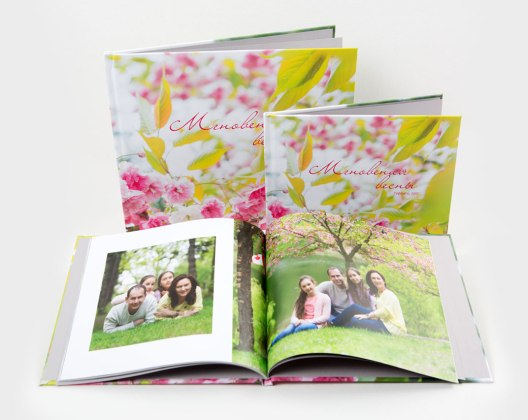 Family photo books by Maxim Zinchuk