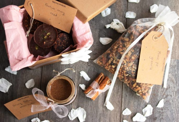 diy 3 healthy edible christmas gift ideas