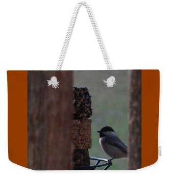 PIXES WKENDER TOTE BAG (CHICKADEE)