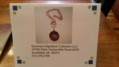 SUMMERS SIG COLL (CARD BK)