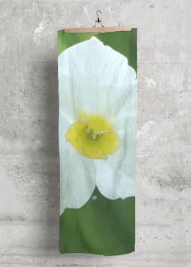 VIDA MODAL SCARF (PAPER WHITE)