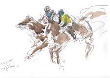 Maxine Dodd, 'Eight to jump' Aintree