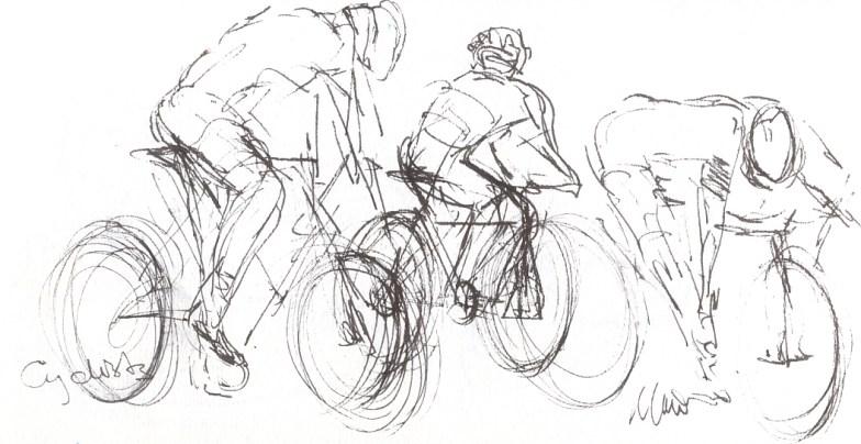 Cyclists - studies