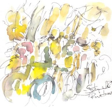 Maxine Dodd, Pine trees
