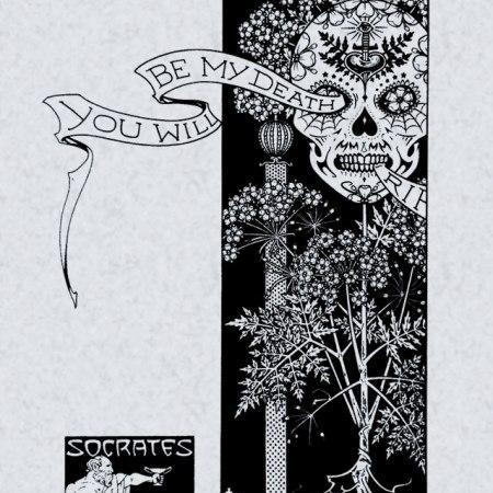 Hemlock Magical Botanical Art Print on Parchment by Maxine Miller