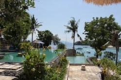 The pool at Sadeg