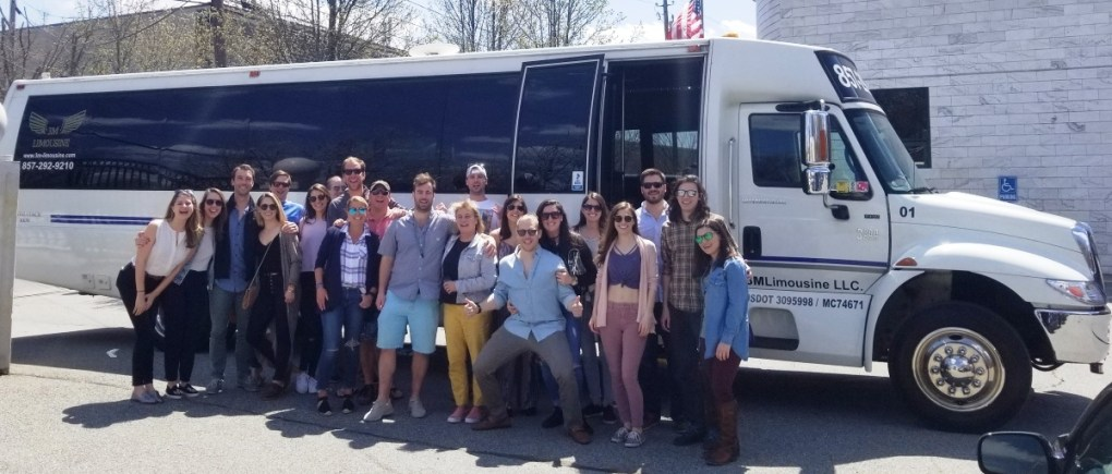 Reasons to Rent a Party Bus in Boston