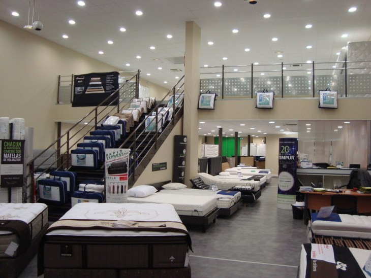 Maxistor - mezzanine floors Ireland | mezzanine floor office