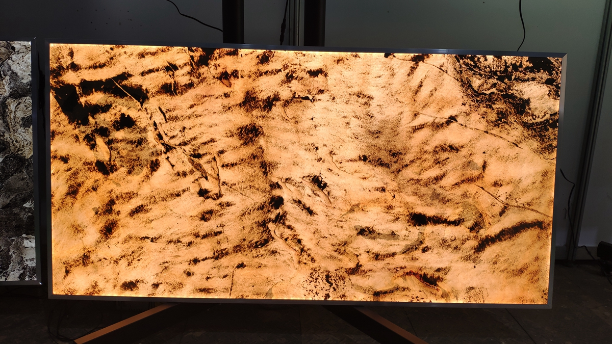Onyx Backlight Panel