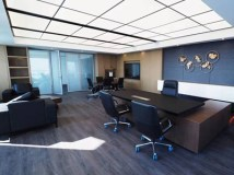 Frameless LED Panel for Office Ceiling Light