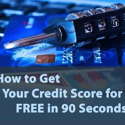 How To Get Your Credit Score For FREE from Creditsesame