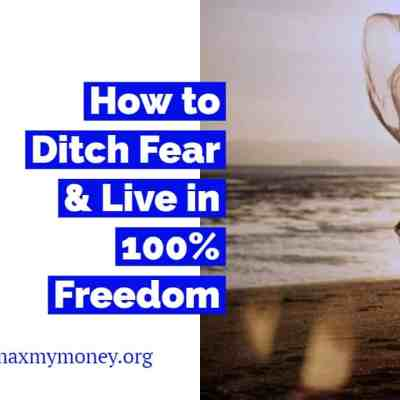 #MaxMinute #001 – Freedom vs Fear: How to Live in Freedom in Every Area of Life