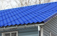 glazed roofing tiles