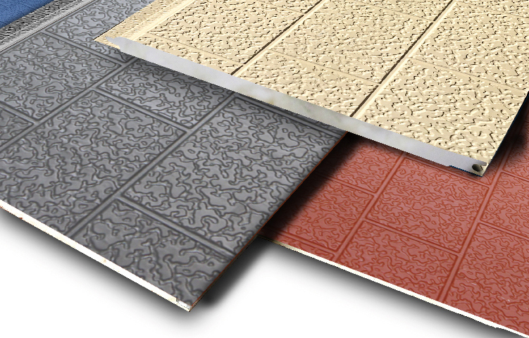STOND PATTERN IND FACADE PANEL