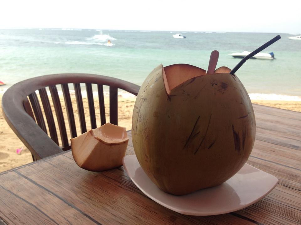 Кокосы на Бали