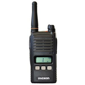 TJ-3000, jobsite radio, hanheld radio, walkie talkie, work radio, maxon radio, TJ-3400, TJ-3100