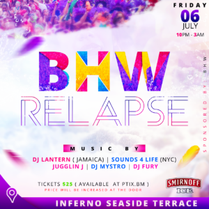 BHW OFFICIAL Flyer