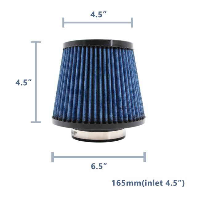 165 mm spec