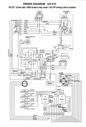 Mastertech Marine  Chrysler & Force Outboard Wiring Diagrams