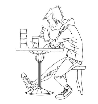 Olen sarjakuvataiteilija sekä kuvittaja, jota kiehtovat tarinat ja tarinallisuus lähinnä sen kautta, että niitä voi kertoa piirtämällä. Seurata voi joko Instagramissa tai nettisivuilla IG: jennivalikangas https://jennivalikangas.wixsite.com/mysite