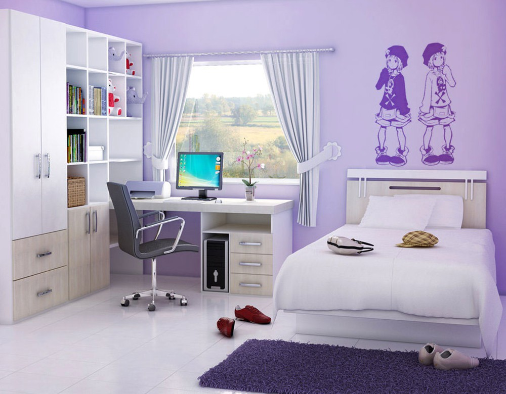 Cool Bedroom Ideas for Small Rooms | Maxsbedroom on Bedroom Ideas For Small Rooms  id=42476