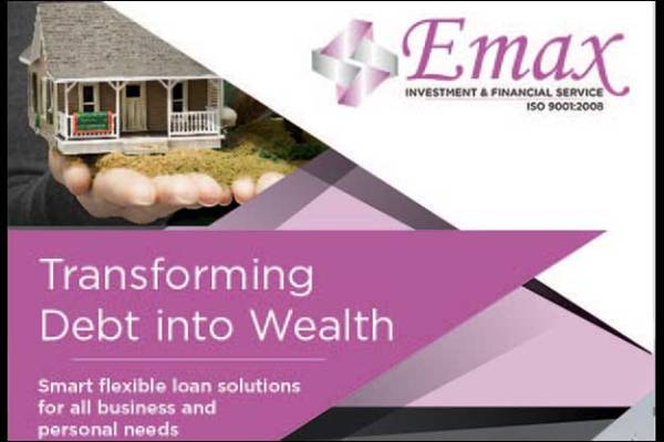 Corporate brochure for Leading Investment and Financial Company
