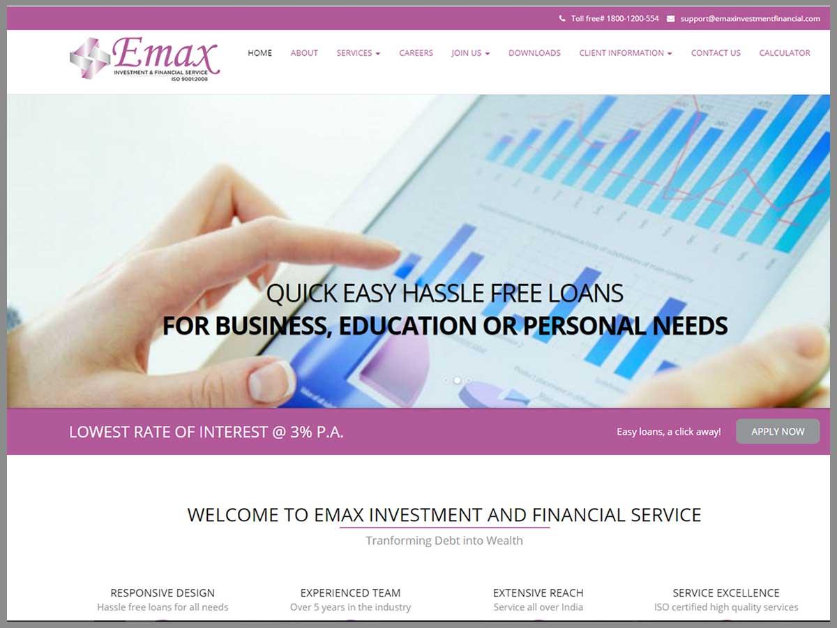 Responsive Dynamic Website