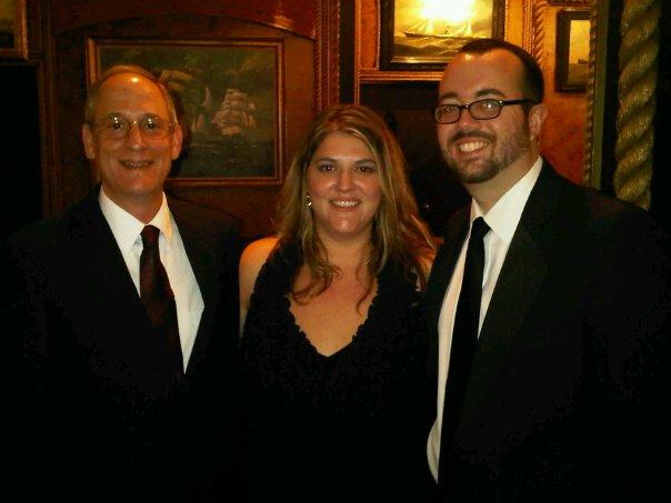 Max Shores, Amy Eifler & Ben Henson