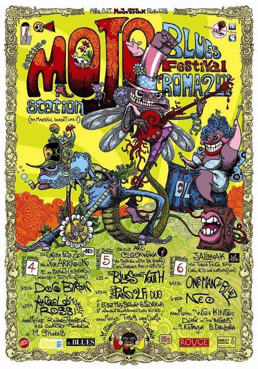 Mojo Blues Festival