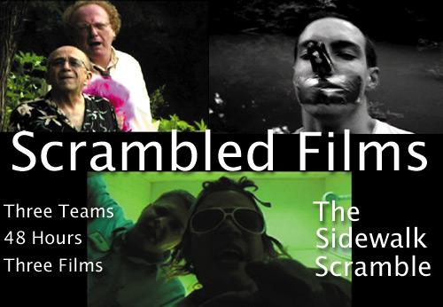 Scrambled Films, the Sidewalk Scramble documentary
