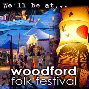 Woodford Folk Festival in Australia