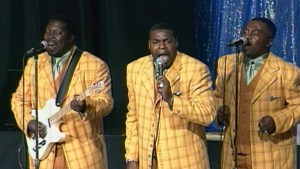 American Gospel Quartet Convention 2001